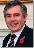 Gordon Brown - ex Prime Minister