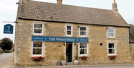 The Wheatsheaf at Titchmarsh