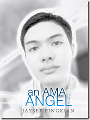 jaysee pingkian an ama angel book cover