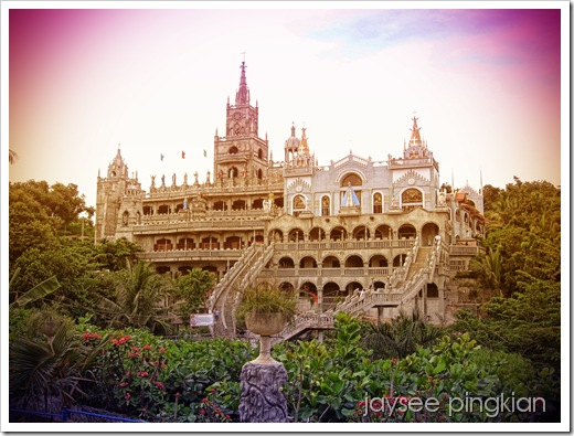 the beautiful chapel of simala