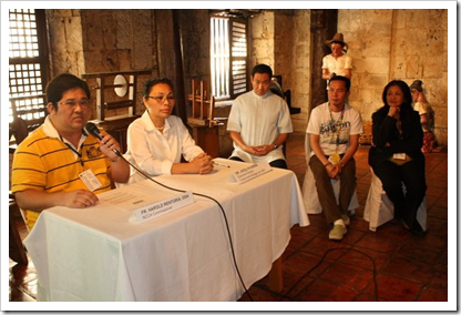 Dia del Galeon Festival press launch