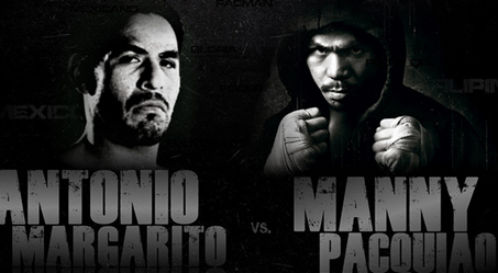 PACQUIAO vs MARGARITO  image
