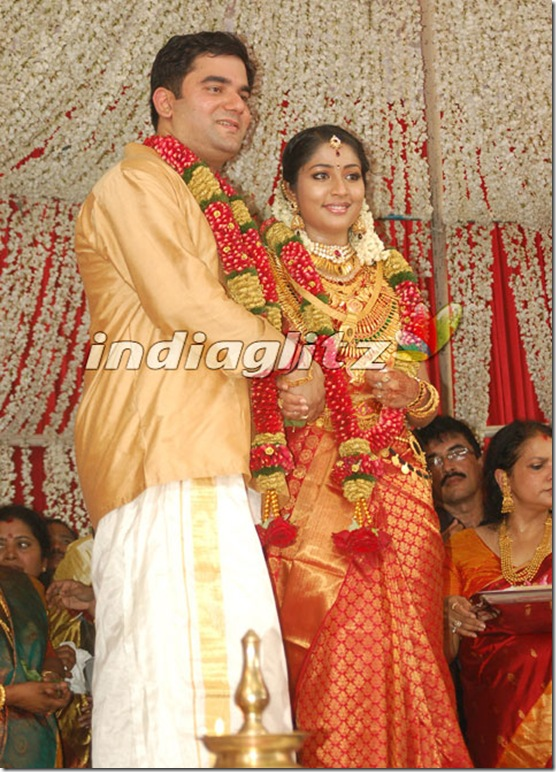 Nitin Wedding Photos Navya Wedding Photos