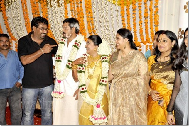 Samyuktha varma wedding photos