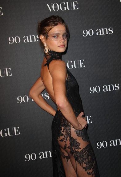 Natalia Vodianova Vogue 90th Anniversary Party hC4o2pUQBoTl