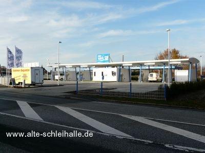 Abbruch Haddebyer Chaussee 5 Schleswig