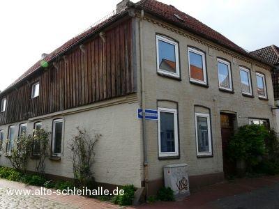 Abbruch Fischbrückstraße Nr.14 Schleswig