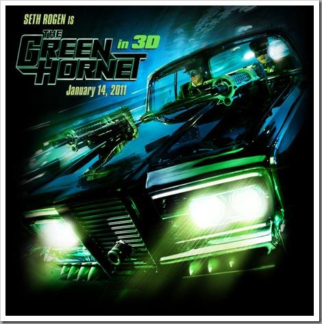 The Green Hornet ( 2011 )