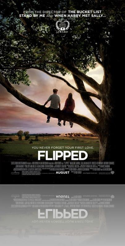 flipped 2010 film poster