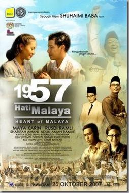Hati Malaya 1957