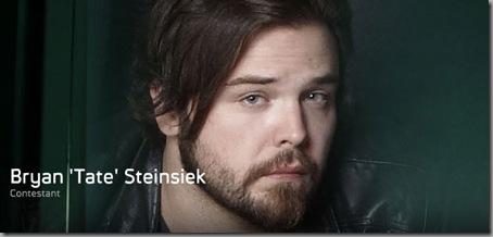 bryan 'Tate' Steinsiek