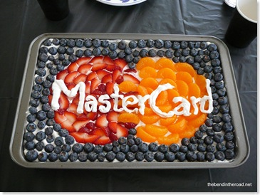 The Credit Card Cake