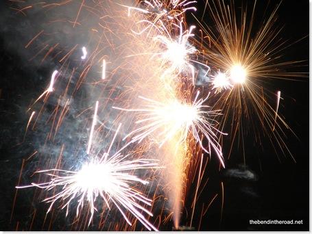 Nob Hill Fireworks