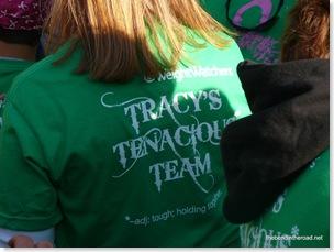 Tracy's Team