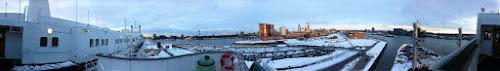 Panorama SS Rotterdam