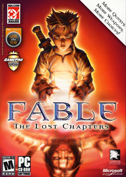 Fable: The Lost Chapters + Tradução