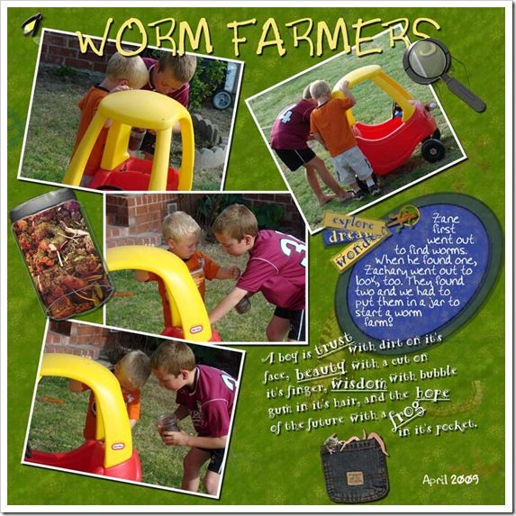 Worm-Farmers