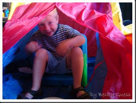 06-18-10 Zane in tent 3