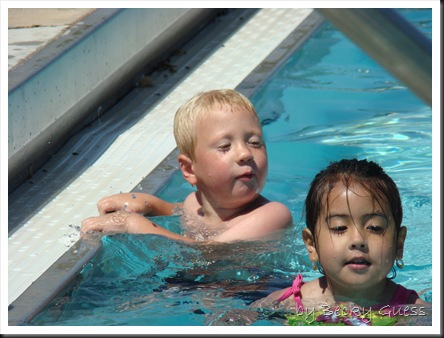 06-21-10 Swimming lessons 12