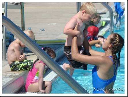 06-21-10 Swimming lessons 15