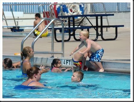 06-25-10 Zane swim lesson 10