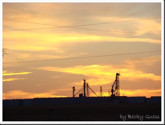 10-16-10 Sunset 5
