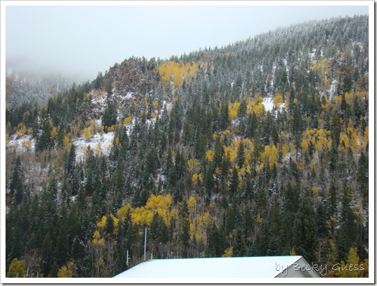 10-23-10 first snow Taos ski 10
