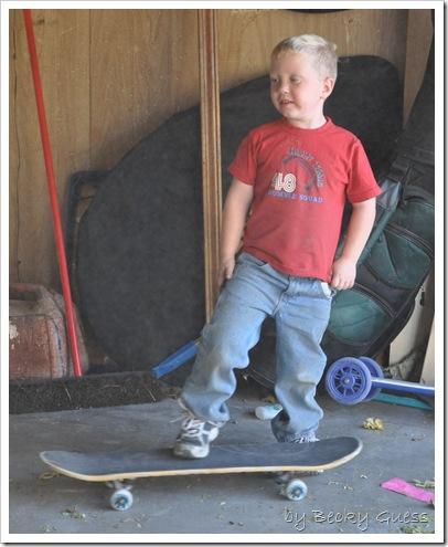 11-21-10 Zane skateboarding 5