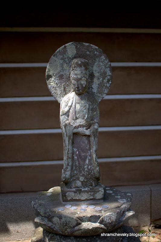 Japan Kamakura Buddhism Statue Япония Камакура Буддизм Статуя