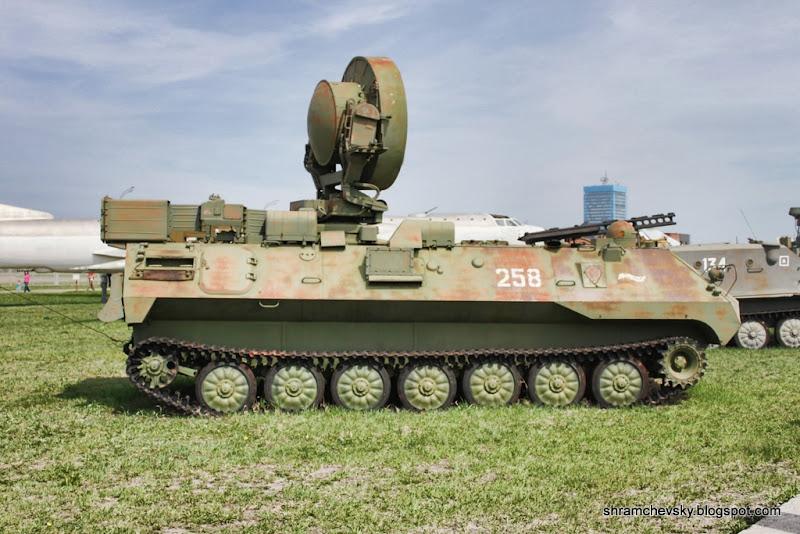 Russian Soviet Tanks Гусеничная техника Технический Музей Тольятти