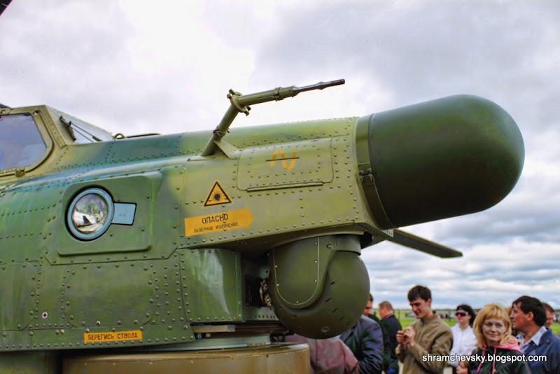 Миль Ми-28 Ночной Охотник Нос