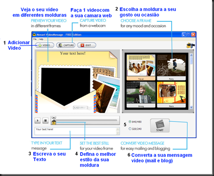 Movavi VideoMessage - 0