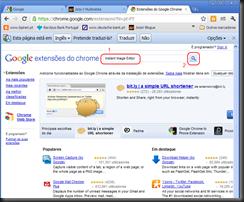 Chrome extensões 5