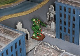 Battletech Clan Jade Falcon - Thor