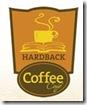 hardback cafe logo