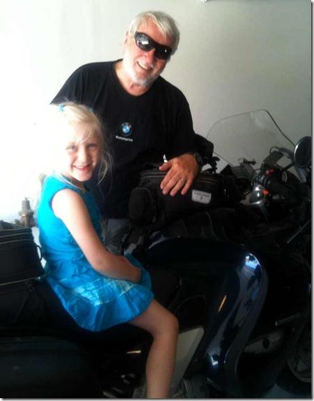 lisa me bike
