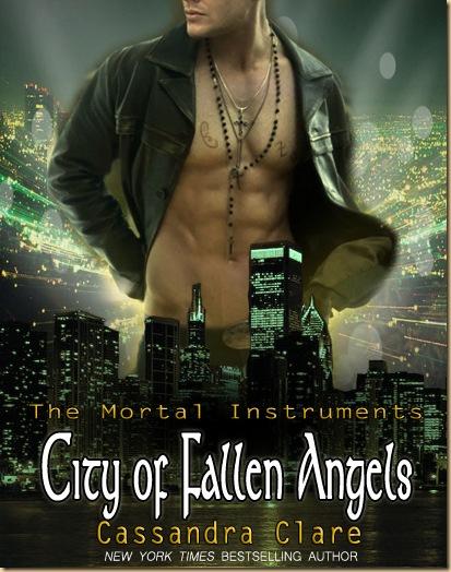 Fan Art: City of Fallen Angels by Cassandra Clare