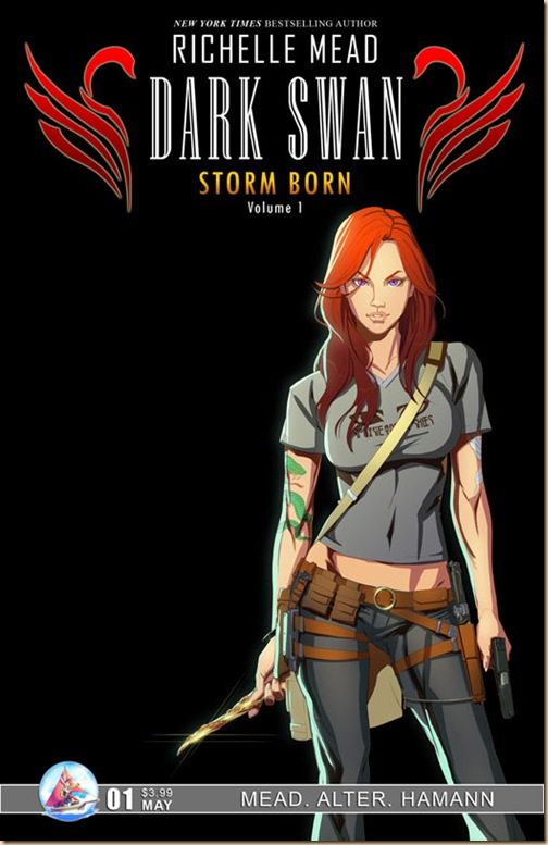 News: Storm Born–The Graphic Novel