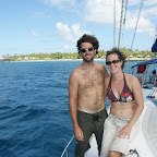 Manihi Atoll vor Pearl-Beach-Resort