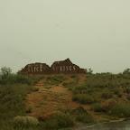 Hier der Beweis, dass es in der Wüste tatsächlich regnen kann.