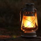 unser Lichtspender (Geschenk von Henning)