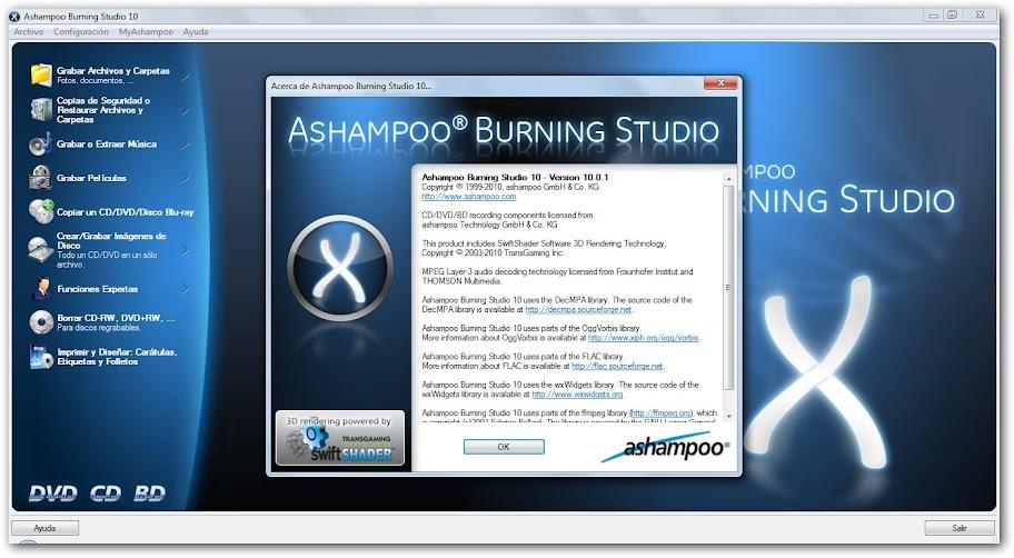 keygen ashampoo burning studio 11