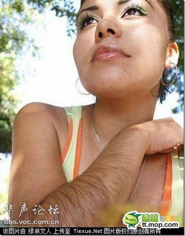Garotas com braços peludos (4)