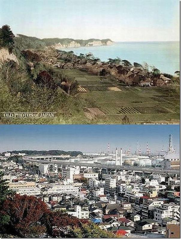 Fotos do Japão antes e depois (8)