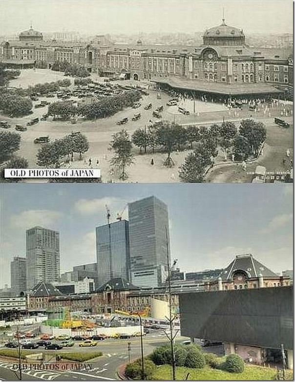 Fotos do Japão antes e depois (6)
