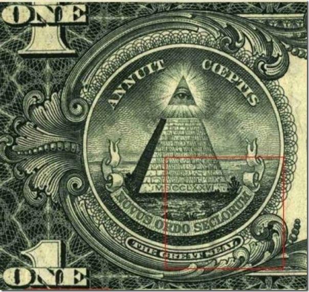 O segredo da nota de 1 Dollar (2)