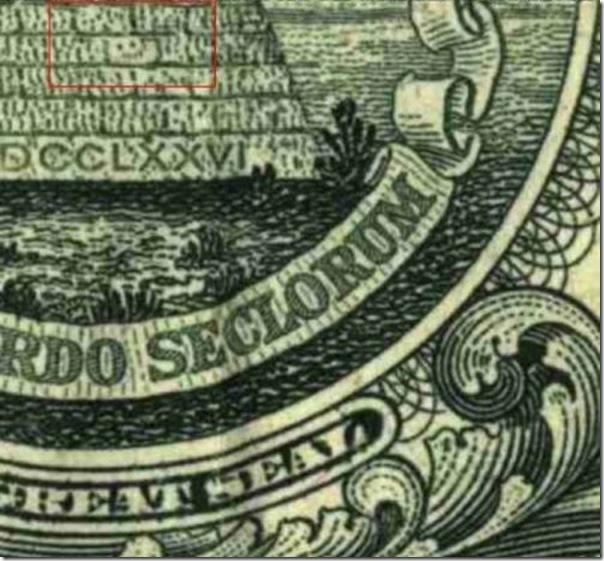 O segredo da nota de 1 Dollar (3)