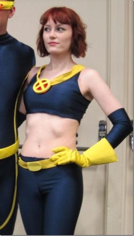 Belas garotas de Cosplay na WonderCon (1)