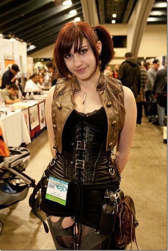 Belas garotas de Cosplay na WonderCon (12)