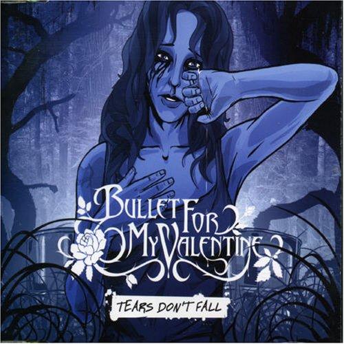 TEARs - Bullet For My Valentine Tears Dont Fall Lyrics